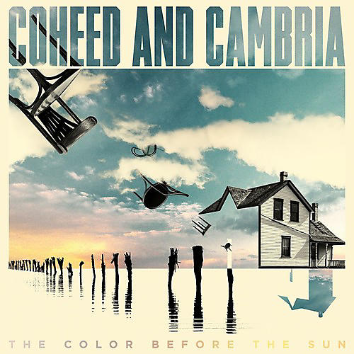 Alliance Coheed & Cambria - The Color Before The Sun