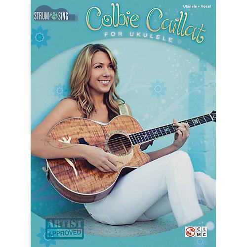 Hal Leonard Colbie Caillat Strum & Sing Ukulele