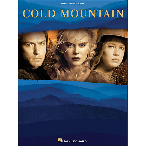 Hal Leonard Cold Mountain arranged for piano, vocal, and guitar (P/V/G)