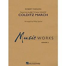 Hal Leonard Colditz March Concert Band Level 3 Arranged by Philip Sparke