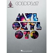 Hal Leonard Coldplay - Mylo Xyloto Guitar Tab Songbook
