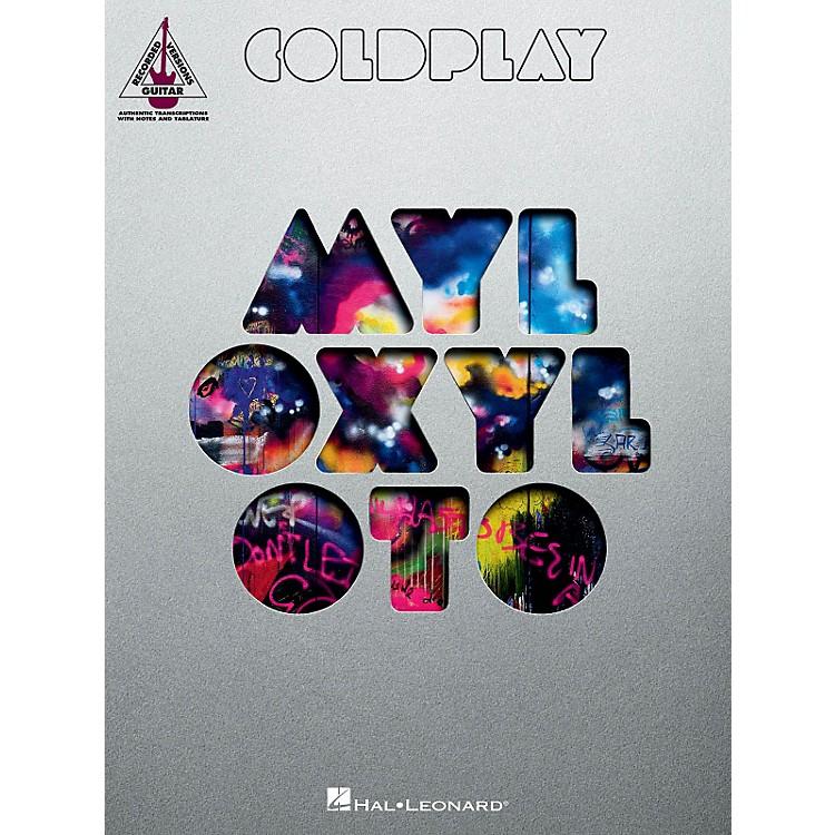 Hal LeonardColdplay - Mylo Xyloto Guitar Tab Songbook