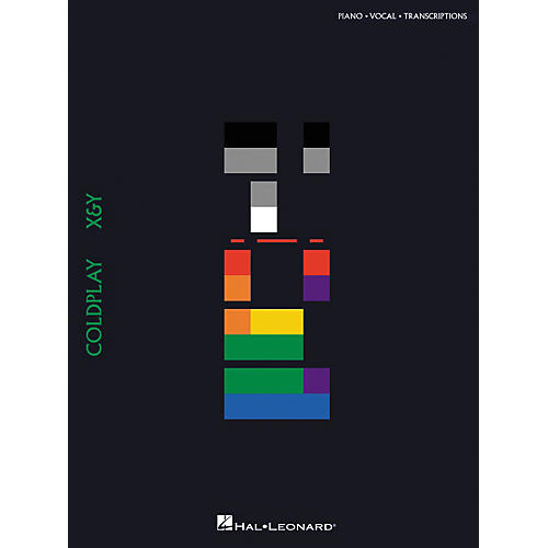 Hal Leonard Coldplay - X & Y Piano, Vocal, Guitar Songbook