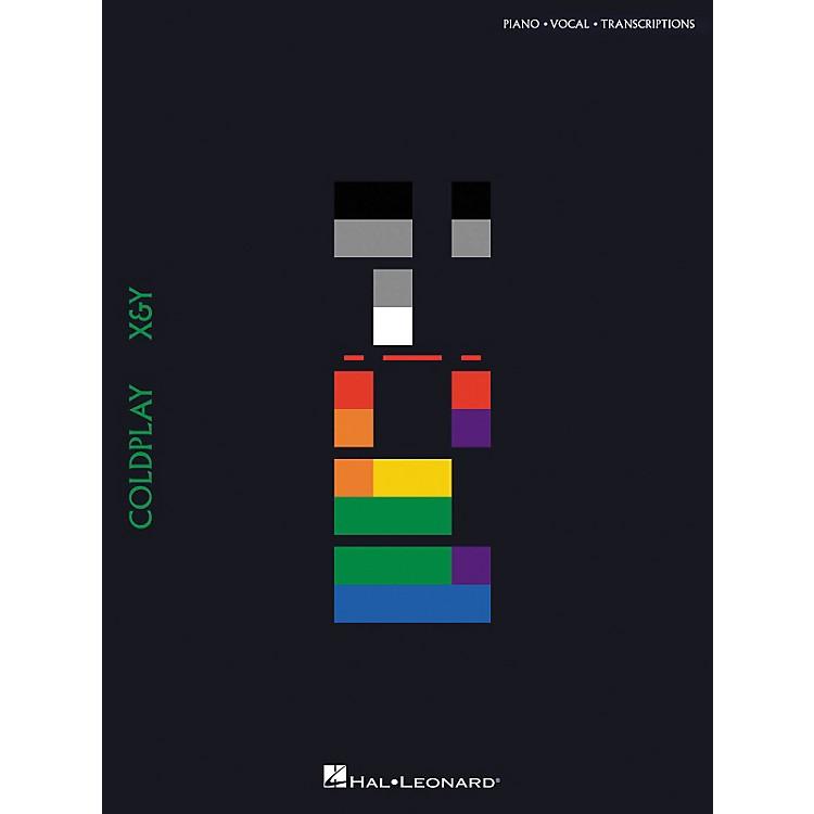 Hal LeonardColdplay - X & Y Piano, Vocal, Guitar Songbook