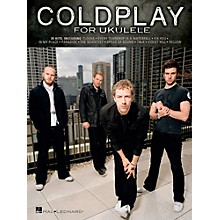 Hal Leonard Coldplay For Ukulele