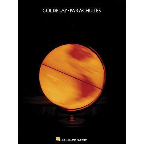 Hal Leonard Coldplay Parachutes arranged for piano, vocal, and guitar (P/V/G)