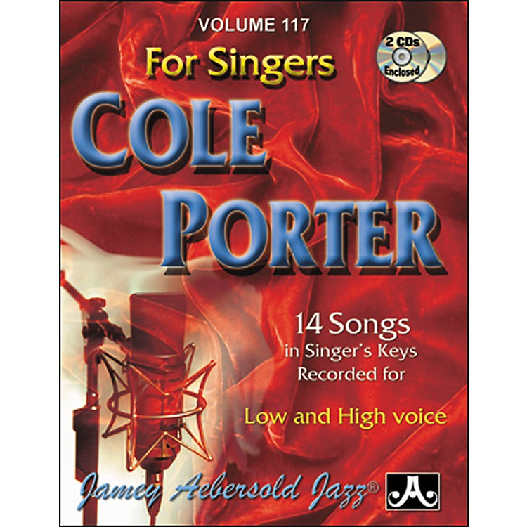 Jamey Aebersold Cole Porter for Singers