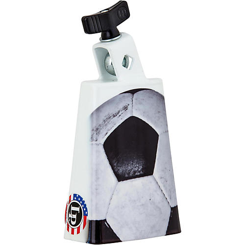 LP Collectabells Soccer Ball Cowbell 5 in.