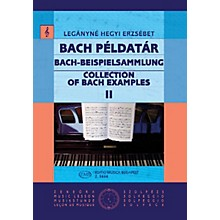 Editio Musica Budapest Collection Of Bach Examples EMB Series