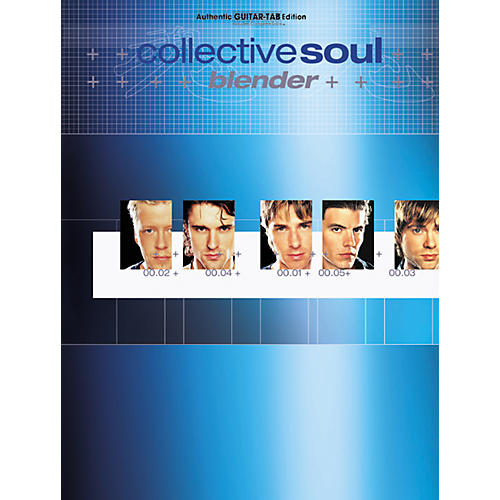 Alfred Collective Soul - Blender Book-thumbnail
