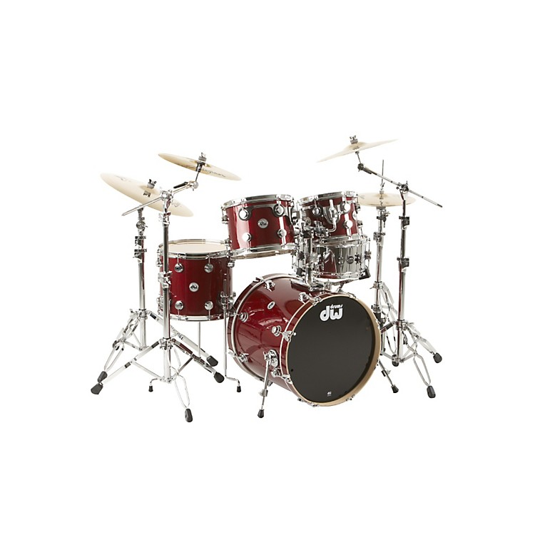 DW Collector's Series 4-Piece Double Bass Drum Shell Pack