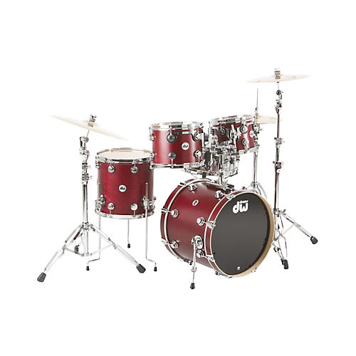 DW Collector's Series 4-Piece Shell Pack w/20