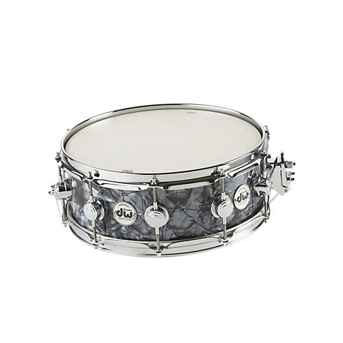 DW Collector's Series FinishPly Snare Drum Classic Gray Marine with Chrome Hardware 14x5