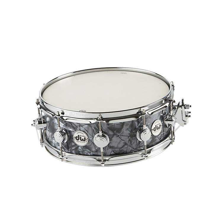 DW Collector's Series FinishPly Snare Drum Classic Grey Marine with Chrome Hardware 14x5