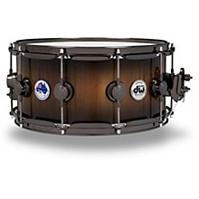 """DW Collector's Series Limited Edition Pure Tasmanian Timber Snare Drum, 14x6.5"""""""