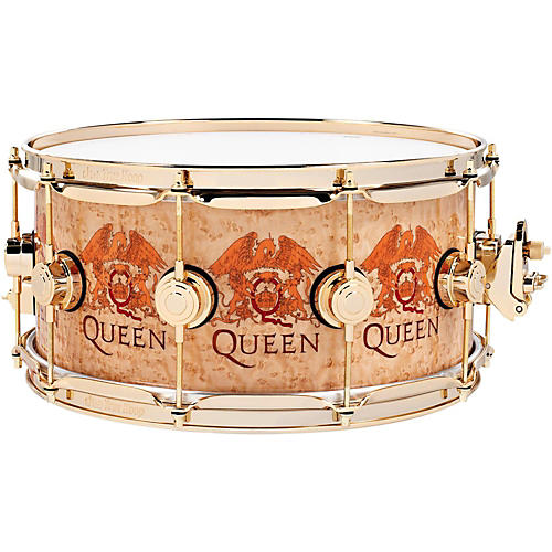 DW Collector's Series Queen Icon Snare-thumbnail