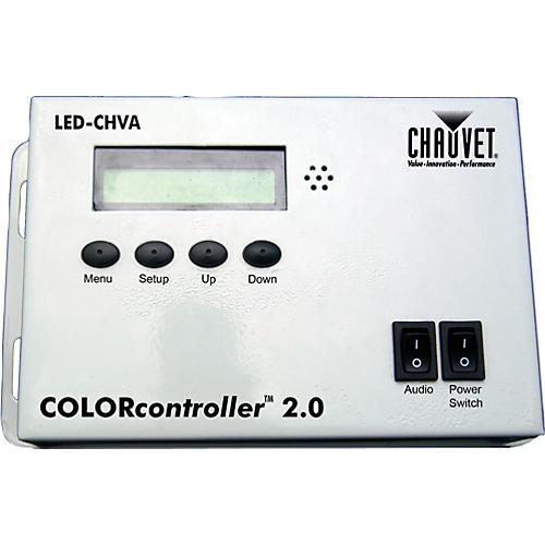 CHAUVET DJ Color Controller 2.0 DMX controller for COLORtube 2.0