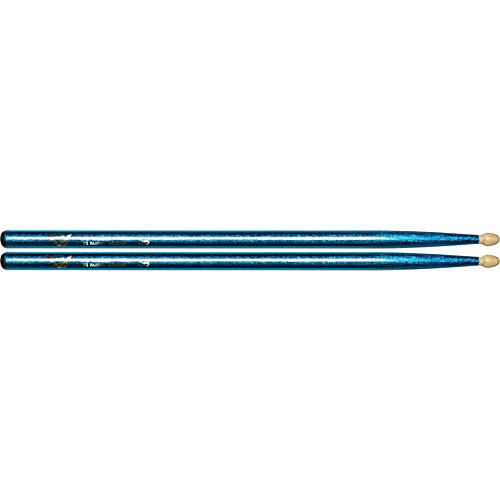 Vater Color Wrap Wood Tip Sticks - Pair-thumbnail