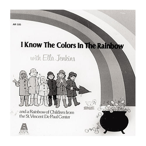 Educational Activities Colors In The Rainbow