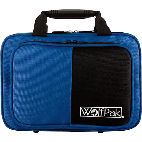 WolfPak Colors Series Lightweight Polyfoam Clarinet Case-thumbnail