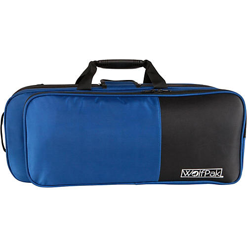 WolfPak Colors Series Lightweight Polyfoam Trumpet Case-thumbnail