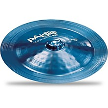 Paiste Colorsound 900 China Cymbal Blue 18 in.