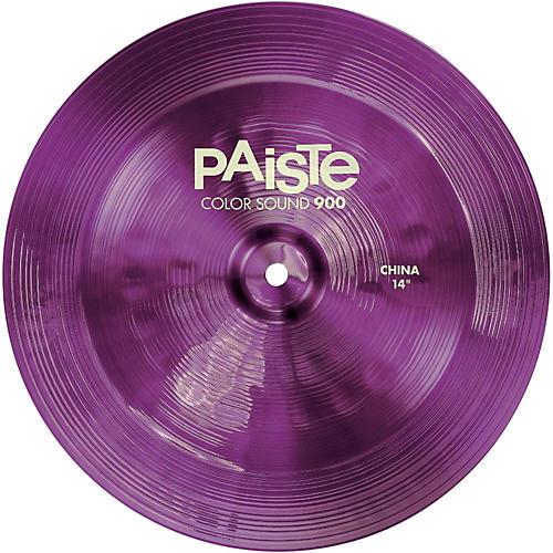 Paiste Colorsound 900 China Cymbal Purple-thumbnail