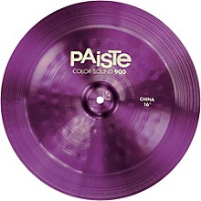 Paiste Colorsound 900 China Cymbal Purple 16 in.