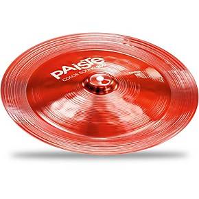 paiste colorsound 900 china cymbal red musician 39 s friend. Black Bedroom Furniture Sets. Home Design Ideas