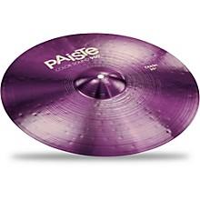 Paiste Colorsound 900 Crash Cymbal Purple