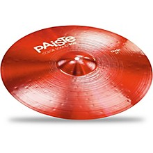 Paiste Colorsound 900 Crash Cymbal Red