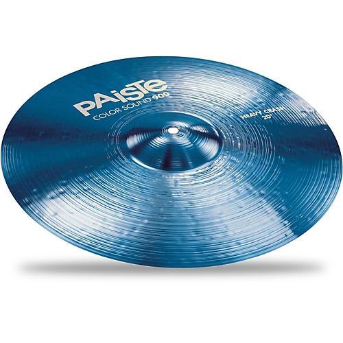 Paiste Colorsound 900 Heavy Crash Cymbal Blue-thumbnail