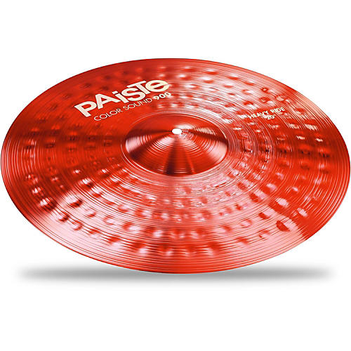 Paiste Colorsound 900 Heavy Ride Cymbal Red-thumbnail