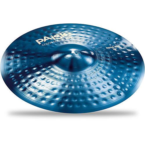 Paiste Colorsound 900 Mega Ride Cymbal Blue-thumbnail
