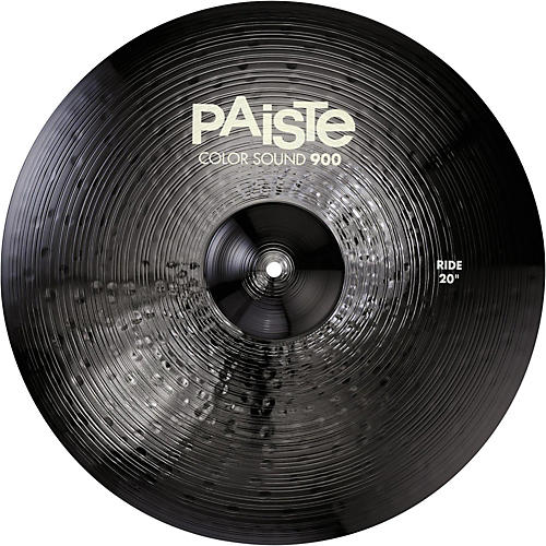 Paiste Colorsound 900 Ride Cymbal Black-thumbnail