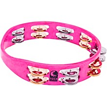 Toca Colorsound Tambourine 10 in. Pink