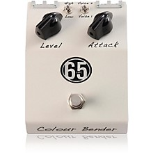 65amps Colour Bender Germanium Distortion Guitar Effects Pedal Level 2  888365703022