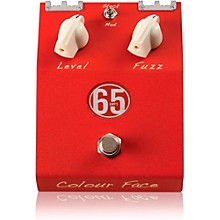 65amps Colour Face Germanium Fuzz Guitar Effects Pedal
