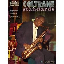 Hal Leonard Coltrane Plays Standards (Soprano and Tenor Saxophone) Artist Transcriptions Series by John Coltrane