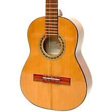 Paracho Elite Guitars Columbian Tiple 12-String Classical Acoustic Guitar Level 1 Natural