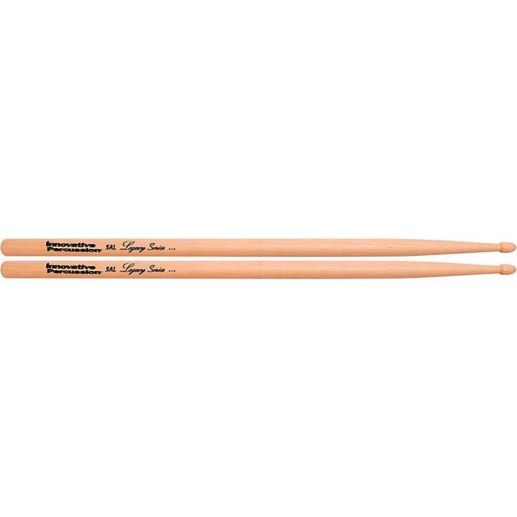 Innovative Percussion Combo Model 5A Long Drumstick Wood Tip Long