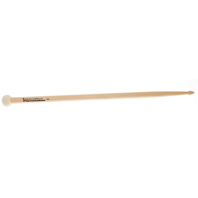 Innovative PercussionCombo Model 5A Long DrumstickWood TipStandard