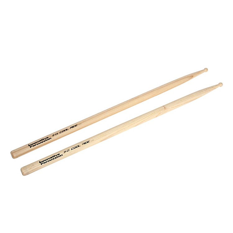 Innovative Percussion Combo Model Cool Ride Drumset Stick Wood Tip