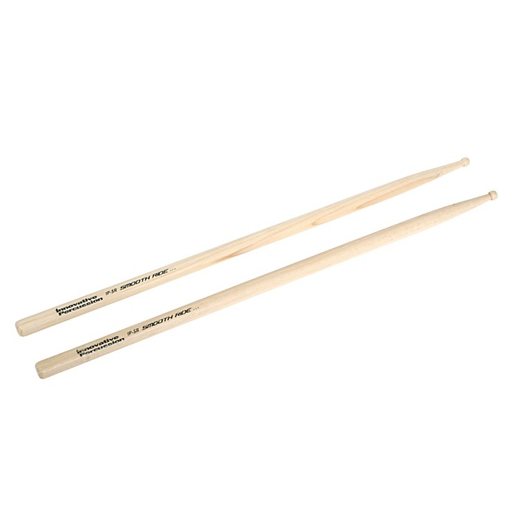 Innovative Percussion Combo Model Smooth Ride Drumstick Wood Tip