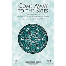 Brookfield Come Away to the Skies CHOIRTRAX CD Arranged by John Leavitt