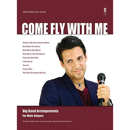 Music Minus One Come Fly with Me Music Minus One Series Softcover with CD  by Various-thumbnail