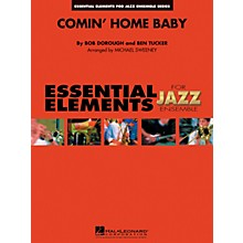 Hal Leonard Comin' Home Baby Jazz Band Level 1-2 Arranged by Michael Sweeney