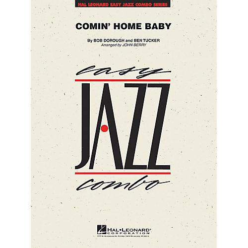 Hal Leonard Comin' Home Baby Jazz Band Level 2 Arranged by John Berry