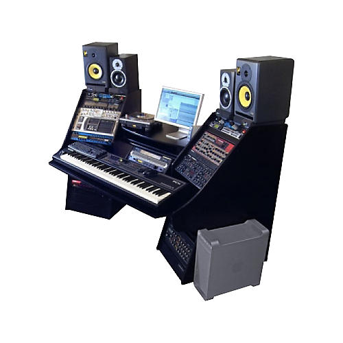 Omnirax Commander Composer Workstation Desk