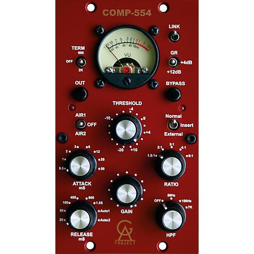 Golden Age Project Comp-554 500 Series Vintage Style Compressor-thumbnail
